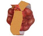 Упаковка картофеля— сетка-бандероль