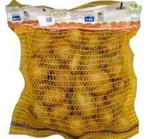 Упаковка картофеля— сетка-рошель